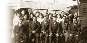 設立当時の浜理薬品工業