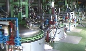 原薬製造設備