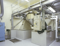 コニカル乾燥機