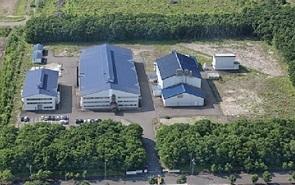 チトセ浜理 航空写真