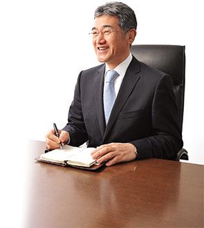 President Tokiro Takami