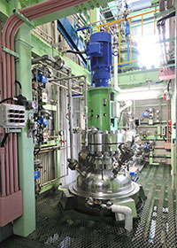 High-pressure reduction reactor
