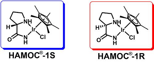 不斉水素化反応触媒 HAMOC